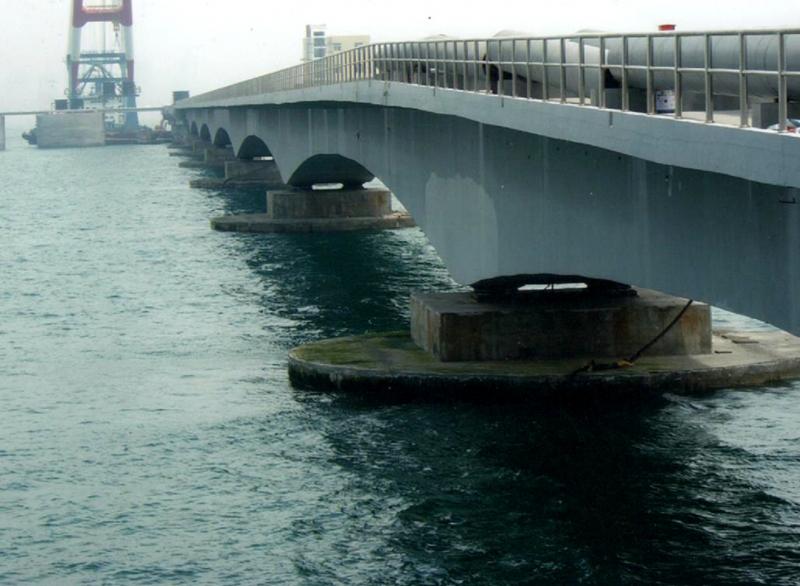 跨海大橋防水施工