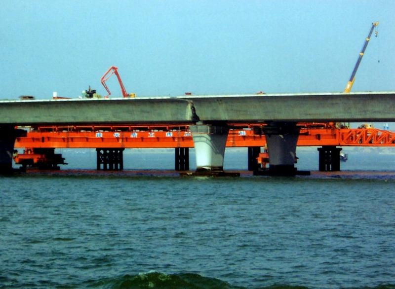 橋梁噴涂防水施工